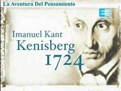 Immanuel Kant - La aventura del pensamiento (cap. 9)