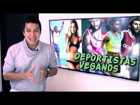 DEPORTISTAS VEGANOS | Comer Vegano, y más...