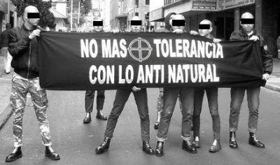 El nazismo dice que existe lo no natural