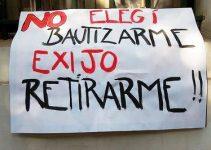 Apostasia en España