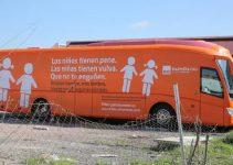 El autobús transfóbico de Hazte Oír