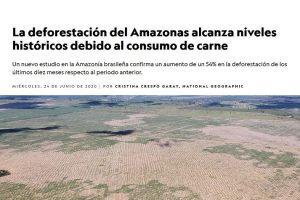 """ARGUMENTO: """"El veganismo no es más ecológico"""""""