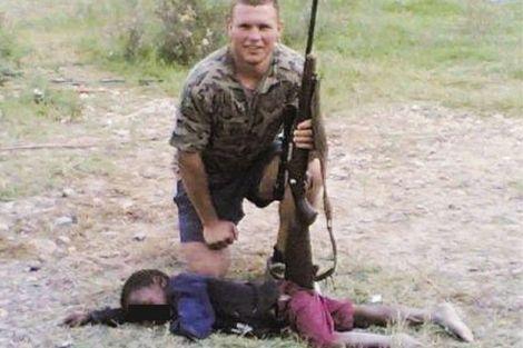 Cazador asesina a un niño en Sudáfrica