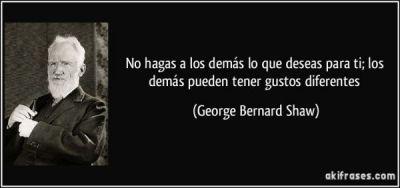 Cita de George Bernard Shaw