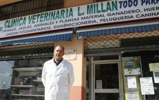 Clínica veterinaria Millán (Málaga)