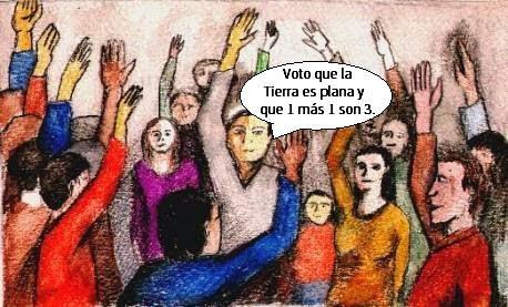 La democracia debe respetar la Realidad
