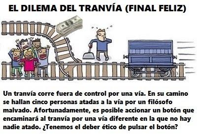 Dilema del tranvía (final feliz)