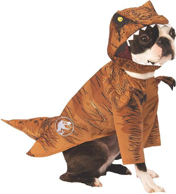 disfraces veganos de dinosaurios
