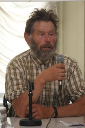 Pentti Linkola, representante del ecologismo real