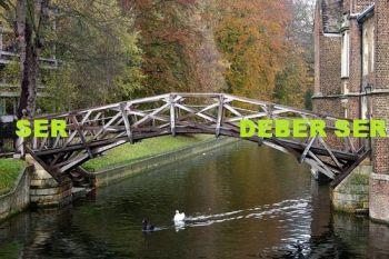 El puente del ser al deber ser