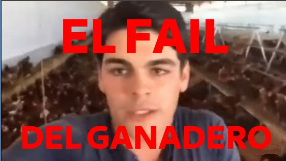 El FAIL del ganadero Juan Carlos