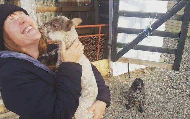 ganaderos se hacen veganos - Jackie Norman