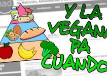 """Dietas veganas ignoradas por los """"profesionales"""""""