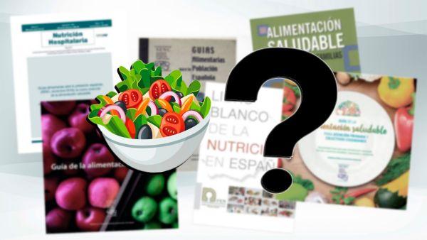 Las guías españolas ignoran la dieta vegana