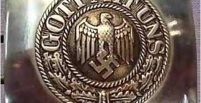 El nazismo es religioso