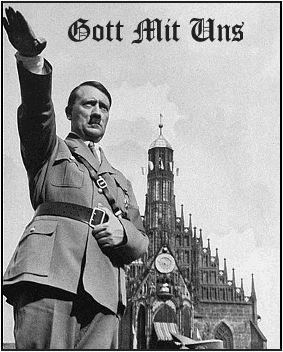 Hitler era religioso