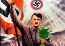 """ARGUMENTO: """"Hitler era vegetariano, por tanto no debemos ser veganos"""""""