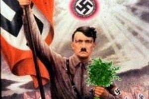 Hitler no era vegetariano