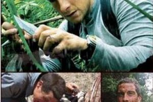 Falsa supervivencia: Man Vs Wild
