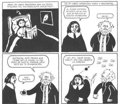 Marx contra el idealismo