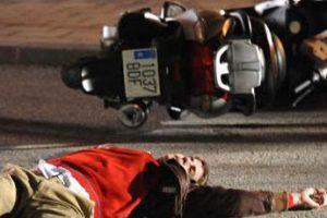 Omisión de auxilio en un accidente