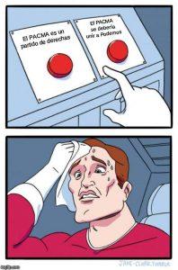 PACMA no es de derechas