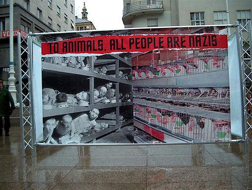 Holocaust on Your Plate (PETA)