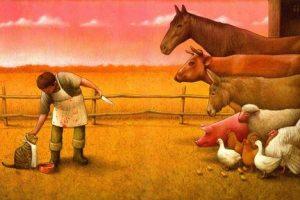 Dibujo de Pawel Kuczynski