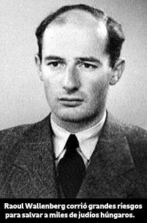 Raoul Wallenberg actuó por altruismo