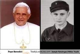 Ratzinger fue nazi
