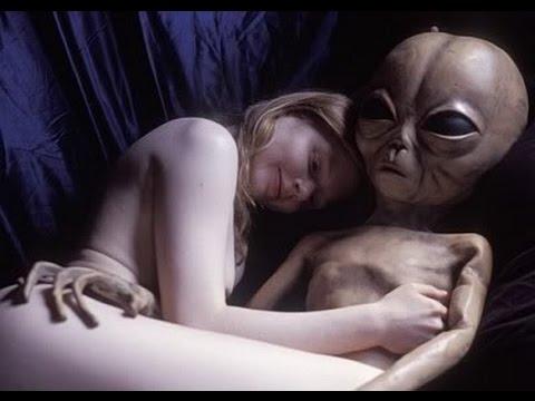 sexo alien humano