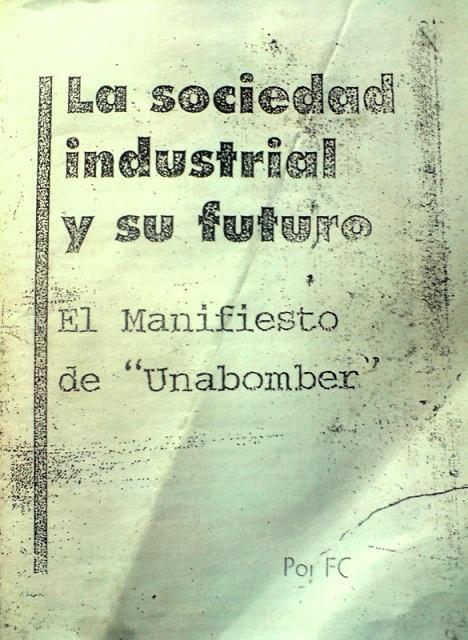 Manifiesto Unabomber
