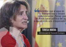 """Teresa Ribera: """"personalmente prohibiría la caza y la tauromaquia"""""""