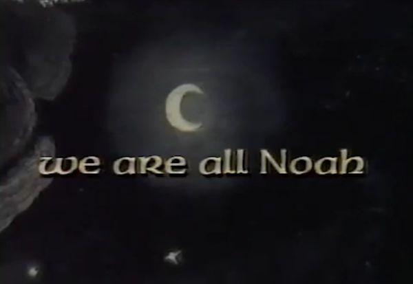 Todos somos Noé