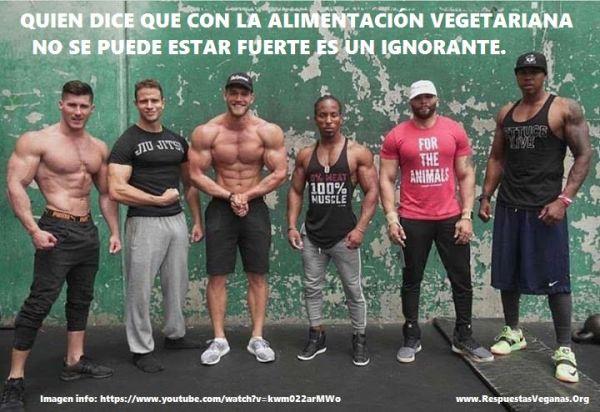 Veganos deportistas