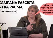 Campaña fascista contra PACMA